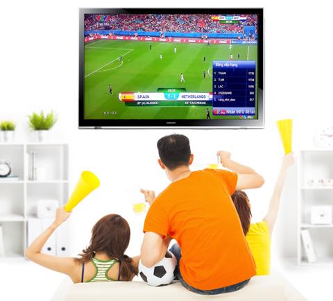 Link xem bóng đá trực tuyến tốt nhất