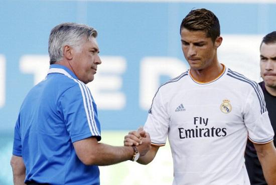 Ronaldo muốn học hỏi kinh nghiệm thi đấu tại Seria.