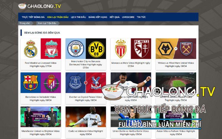 link xem bóng đá HD