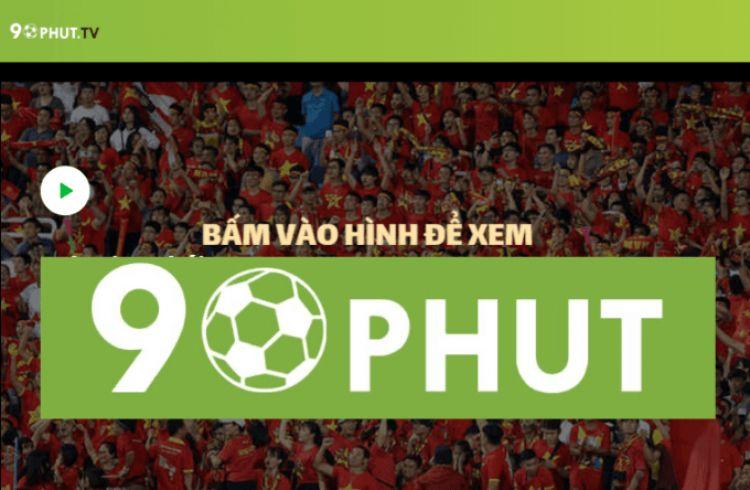 xem bóng đá trực tiếp 90Phut TV